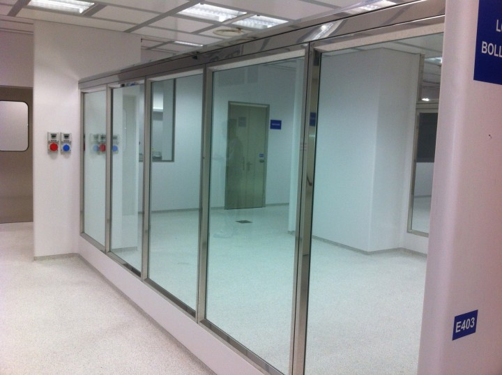 Clean Room Modular Walls And Sandwich Panels