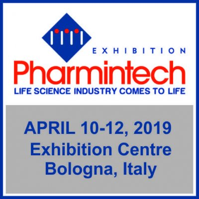 MEET US APRIL 10-12,2019 BOLOGNA, ITALY